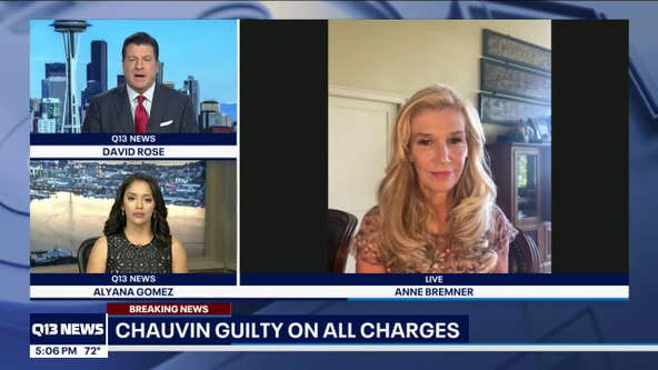 Legal analyst Anne Bremner discusses Chauvin jury verdict