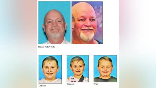 Have you seen them? Warrant issued for Snohomish Co. father accused of running off with his kids