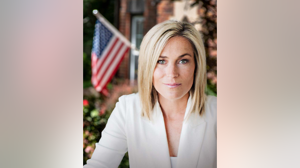 Republican Tiffany Smiley says she is running for US Senate