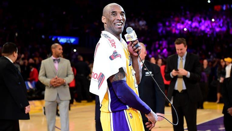 88a15ee4-Utah Jazz v Los Angeles Lakers