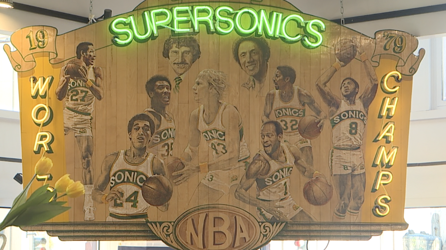 Sonics fans hopeful after NBA owner mentions Seattle and new franchise in same sentence