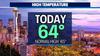 Temperatures rise this week!