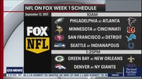 NFL on FOX Week 1 schedule released, including Seahawks vs. Colts