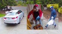 'We're afraid to leave the house now:' Help ID burglars who hit home while family's daughter was inside