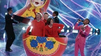 It's down to the final four on 'The Masked Singer' after the Russian Dolls get unmasked