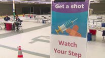 New mass vaccination clinic welcomes walk-ins at South Hill Mall in Puyallup
