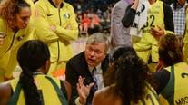 Seattle Storm coach Dan Hughes abruptly announces retirement