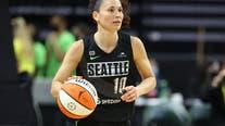 Sue Bird reaches No. 6 on WNBA career scoring