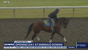 Opening Day at Emerald Downs