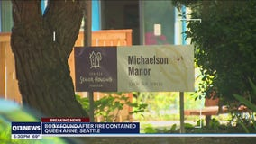 Person killed in fire at Seattle senior housing facility
