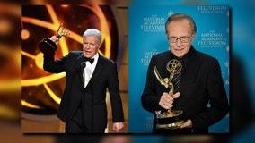 Alex Trebek, Larry King receive posthumous Daytime Emmy Award nominations