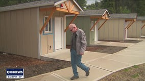 New tiny home village will support veterans experiencing homelessness in Pierce County