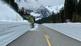 Scenic North Cascades Highway reopens Wednesday
