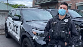 Bothell officer catches thief with child's stolen birthday package, catalytic converter removal tools