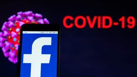 Facebook ends ban on posts claiming COVID-19 is man-made