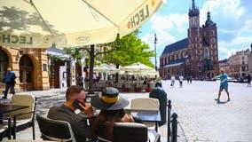 Ahead of summer, coronavirus cases fall dramatically in Europe