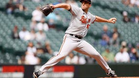John Means throws 1st career no-hitter; Orioles shut out Mariners 6-0