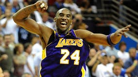 Kobe Bryant honored by wife Vanessa, Michael Jordan in Hall of Fame enshrinement ceremony