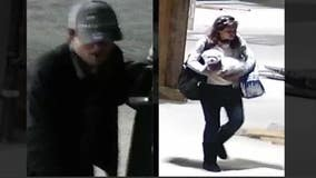 Copper wire crooks: Help ID suspects seen stealing from construction site; one carried dog during the crime
