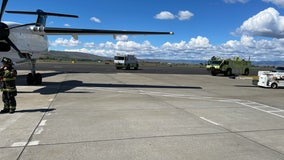 Flight from Pasco forced to make emergency landing in Yakima