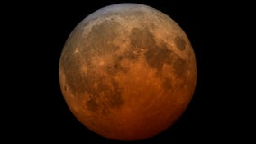 Lunar eclipse Wednesday morning: Why will the moon turn red?