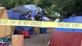 Seattle Police searching for suspect after deadly shooting at homeless encampment