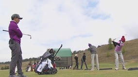 Chambers Bay's award-winning golf pro inspires students on and off the course