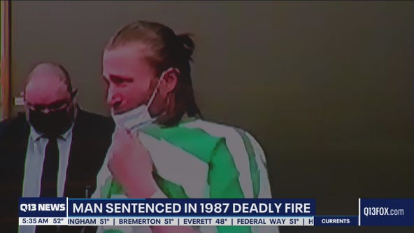 Man sentenced to 10 years in prison for death of Everett firefighter