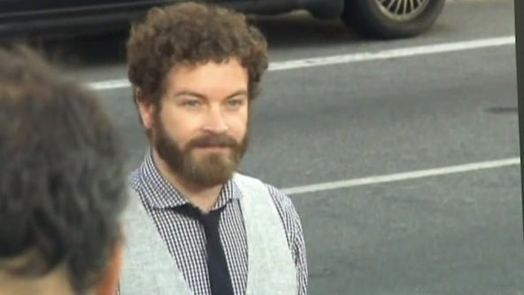 Woman testifies actor Danny Masterson drugged, sexually assaulted her