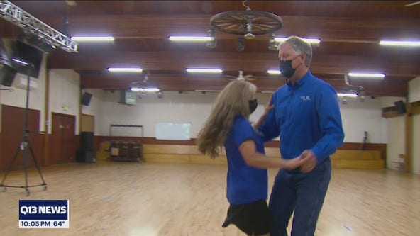 'Just completely empty:' Dance studio hopeful as Washington state moves closer to fully reopening