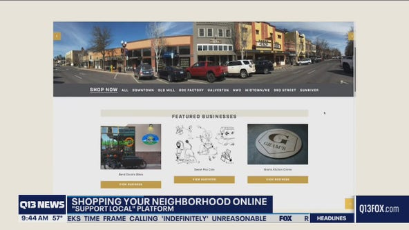 Shopping your neighborhood online