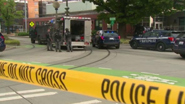 Suspect in custody after shooting in Seattle neighborhood