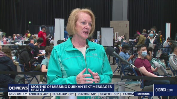 Months of Mayor Durkan's text messages go missing