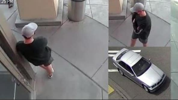 Help ID sexual assault suspect wanted for groping women in department store parking lots