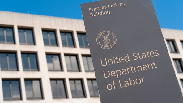 Unemployment claims fall to 473,000, another pandemic low