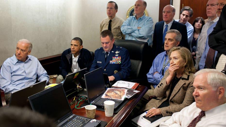 President Obama Announces Death of Osama Bin Laden