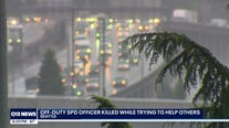 Police: off-duty Seattle police officer killed while trying to assist others