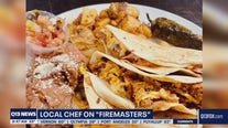 Local chef on 'Firemasters'