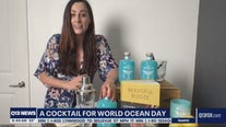 A cocktail for World Ocean Day