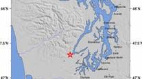 3.4 magnitude earthquake detected near Olympia