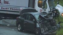 One killed, one injured in crash on SR-900