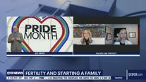 Pride Month: Fertility and starting a family