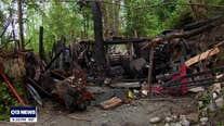 Two people killed in encampment fire