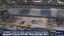 Tour of new Climate Pledge Arena