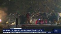 Report says Whatcom County oil train derailment may have been 'sabotage'