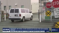Mistrial in minimum wage case for immigrant detainees