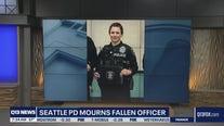 Seattle PD mourns fallen officer