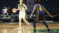 Seattle Storm beat Indiana for Noelle Quinn's 1st win at helm