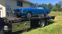 2 classic Fords recovered after being stolen from Bonney Lake home