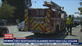 Washington emergency responders working high call volumes due to heat wave